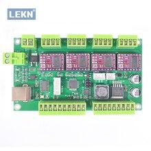 Carte de contrôle pour Machine à graver au Laser, CNC de bouclier, Port USB GRBL CNC, 3 axes, carte de contrôle hors ligne, 1.1