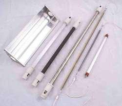 Kwarcowy element ogrzewania na podczerwień 1500w lampa grzewcza z włókna węglowego