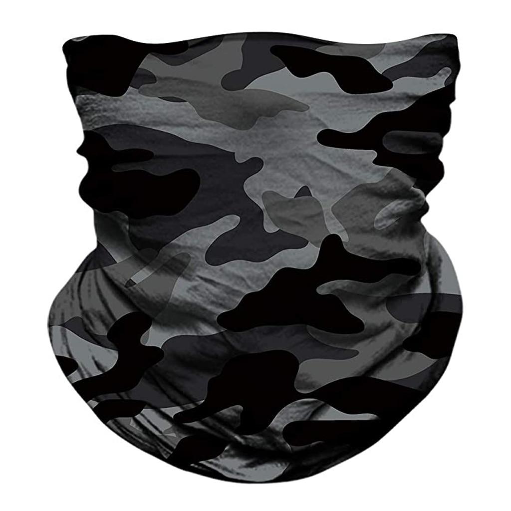 Magic Scarf Headwear Bandana Sport Tube UV Face Mask Workout Hiking Foulard Scarf Outdoor Riding Protective Handkerchief бандана