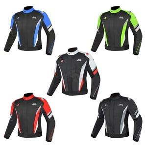Image 2 - MOTOCENTRIC Motorcycle Jacket Suit Windproof Riding Motocross Jacket Protective Gear Motorbike Clothing Waterproof Chaqueta Moto