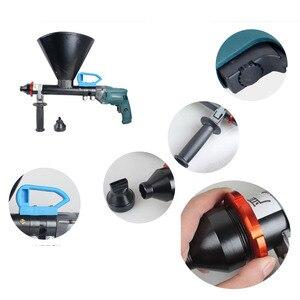 Image 5 - المحمولة الاسمنت ملء بندقية معدات الحشو الكهربائية مقاوم للماء وتسرب ملء آلة الحشو