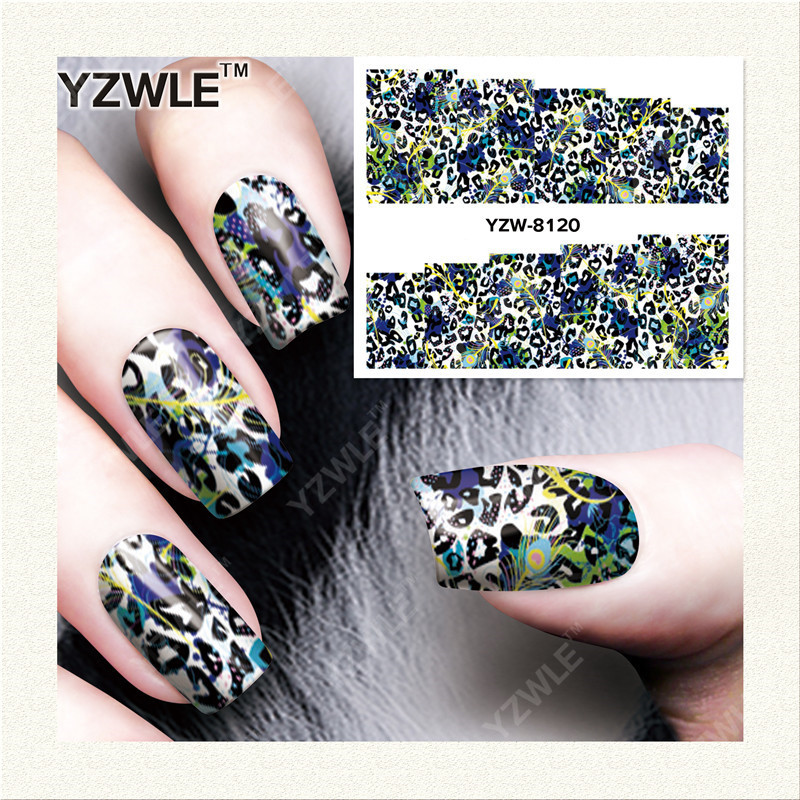 Yzw New Style South Korea Solid Color Nail Sticker Waterproof Environmentally Friendly Pregnant Women Bride Stickers Of Manicure