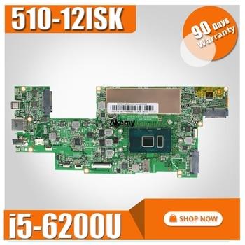 MIIX510 motherboard for Lenovo MIIX510-12ISK MIIX 510-12ISK notebook motherboard CPU i5 6200U 8GB RAM Test original work