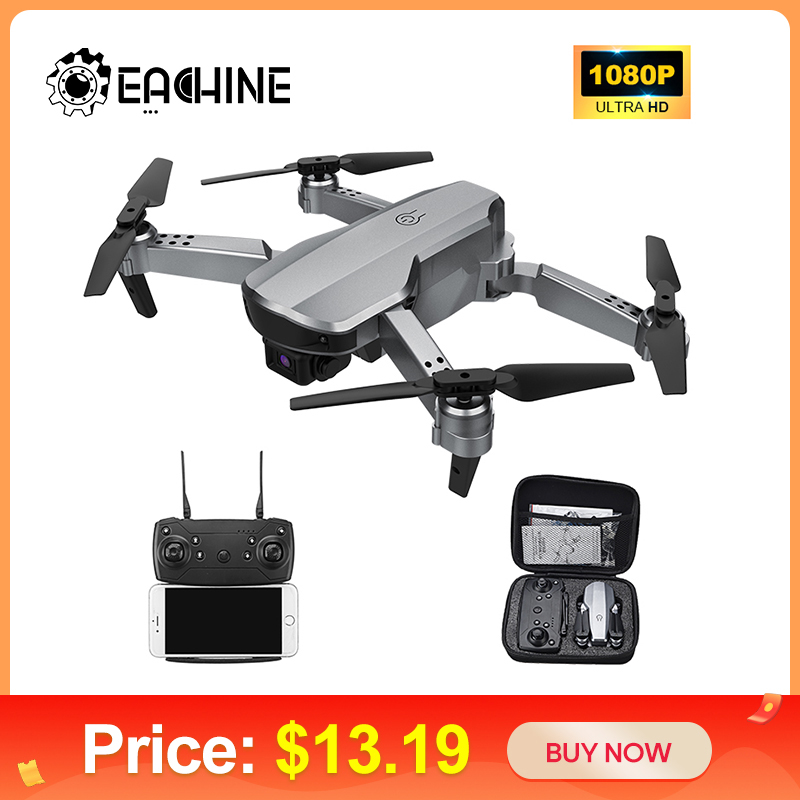 Eachine & Topacc T58 WIFI FPV Drone 1080P Quadcopter with Camera Professional Foldable Mini Drone RC Quadcopter Helicopters Toys