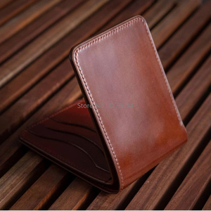 Image 3 - Japan Steel Blade Rule Dies Cut Bifold Wallet Leather Template Craft Punch Hand Tool Cut Knife Mould