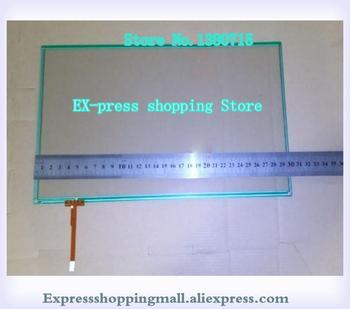 New N010-0512-t502 13.3 inch touch screen glass