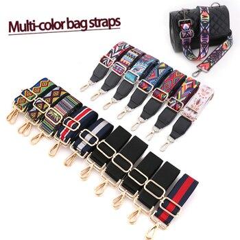 Bag Straps Accessories Slanting and Haphazard Bag Straps Adjustable Color Replacement Straps Lengthening Backpack Straps 1