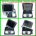 2021 Высокое качество диагностики ноутбука cf19 toughbook cf19 4 Гб с hdd CF19 CF-19 cf19 может работать для mb star c4 c5 для bmw icom