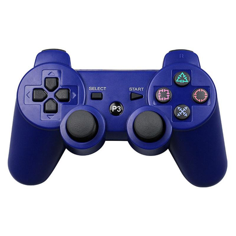 EastVita Wireless Bluetooth Gamepad For PS3 Controle Gaming Console Joystick Remote Controller For Playstation 3 Gamepads 4