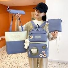 Kawaii Women's Backpack School For Girls