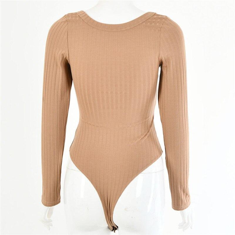 long sleeve bodysuit women24