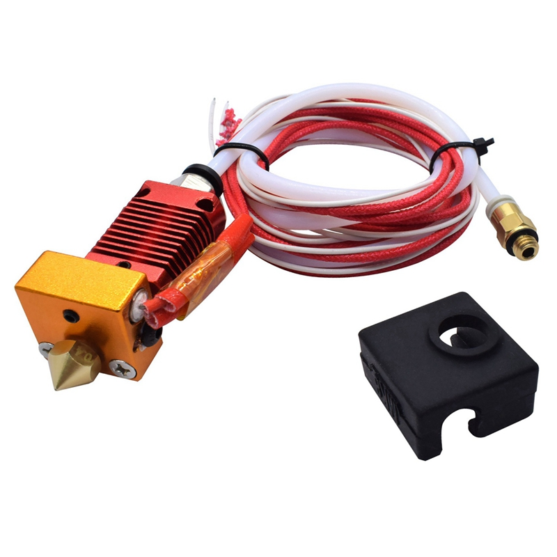 3D Full Metal J Head CR10 Hotend Extruder Kit Hot End Kit for Ender 3 CR10 10S Bowden Extruder 40W 3D Printer Parts|3D Printer Parts & Accessories| |  - title=