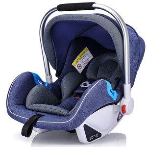 Портативная детская корзина-люлька, корзина для сна для детей ясельного возраста, детское автомобильное безопасное сиденье, колыбель для н...