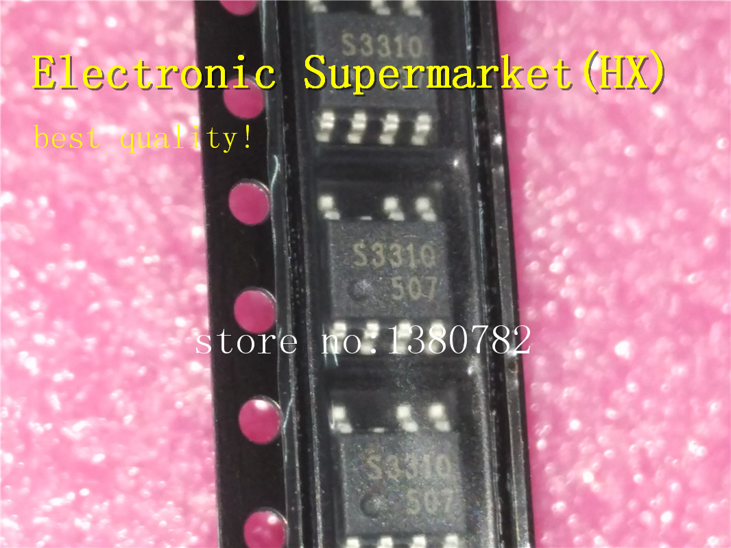 Free Shipping 50pcs/lots S3310 SOP-7  New original  IC In stock!