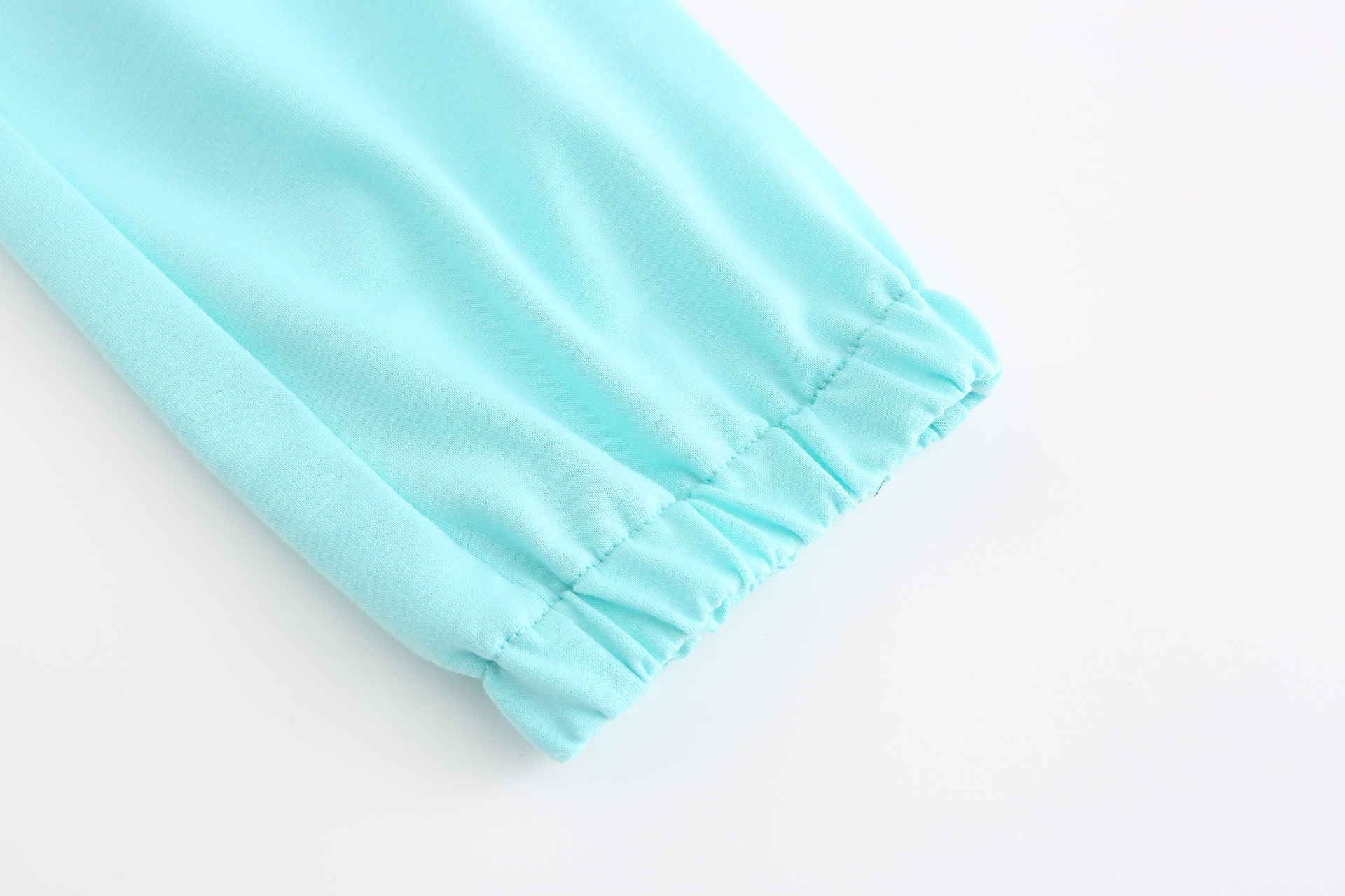 Conjunto feminino de camisola grande, 2 peças,