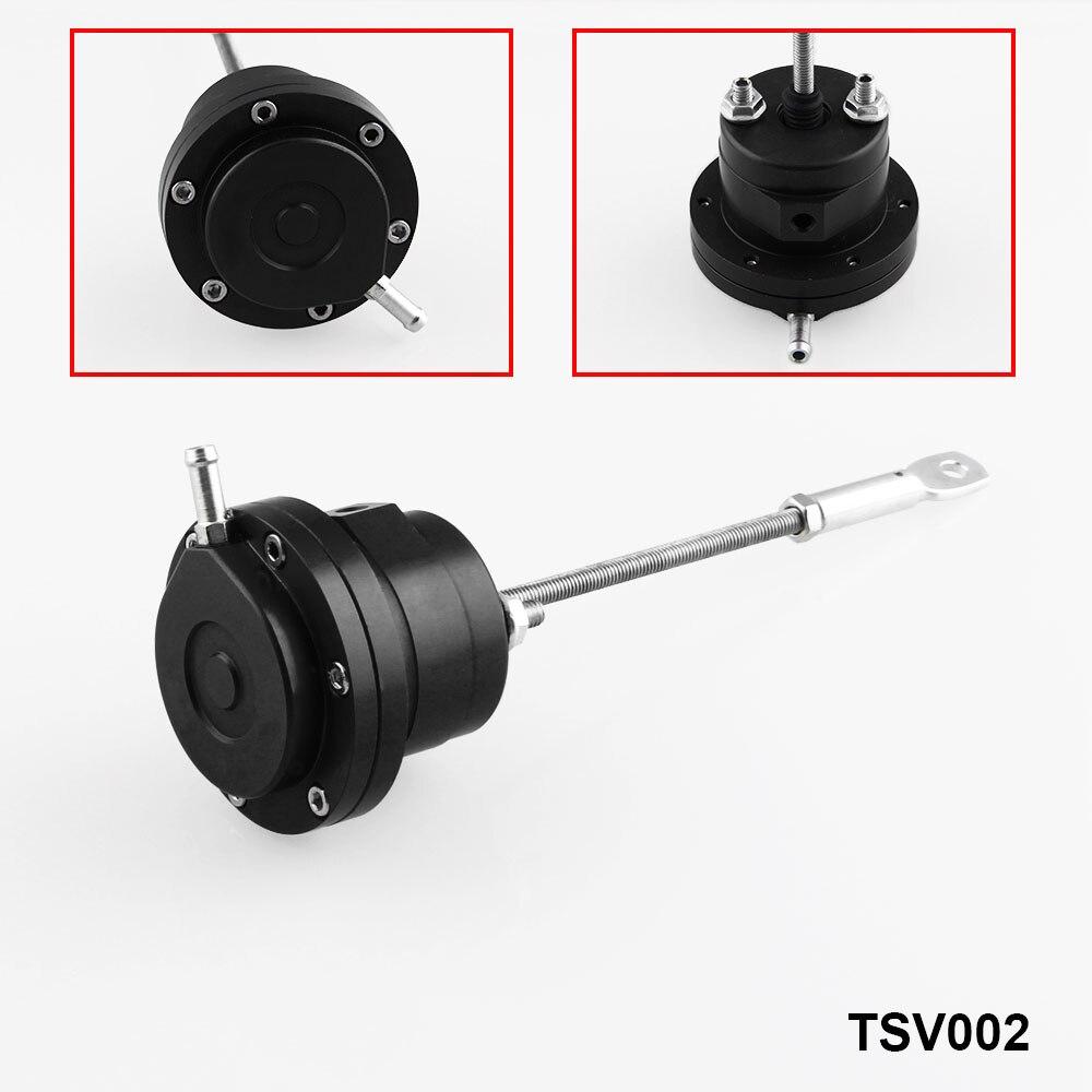 atuador ajustavel turbo valvula solenoide liga de aluminio wastegate atuador apto para a maioria carro turbo