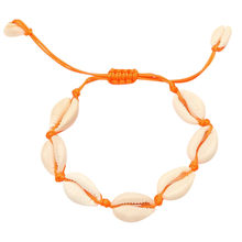 Summer Beach Shell Choker for Women Seashell Bracelets Shell Necklace homemade ajustable For Women Summer Sexy Bikini Party(China)