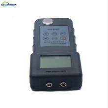 цена на Digital UM6500 Ultrasonic Steel Thickness Gauge with zinc brass aluminum thickness measurement tester