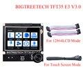BIGTREETECH TFT35 E3 V3.0 сенсорный экран/12864LCD дисплей управления части 3d принтера для Ender 3 SKR MINI E3 SKR V1.3 плата VS TFT24