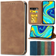 Leather Flip Case For Xiaomi 10T 10S 11 Redmi 7A 8A 9A 9C Note 7 8T 8 9T 9 10 Pro K30 K40 Pro Plus Mi POCO X2 X3 M2 Cover Bags