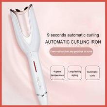 Автоматические бигуди для волос электрические щипцы завивки