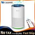 Умный воздухоочиститель Proscenic A8 для дома с HEPA-фильтром H13, очиститель для аллергий и домашних животных, курильщиков, пыльцы, пыли