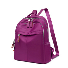 Oxford Cloth Backpack Women's 2020 New Fashion Women's Korean-Style Fashion Waterproof I Travel Backpack bags for women  bags