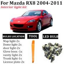 14x светодиодный светильник автомобильные лампы интерьерная