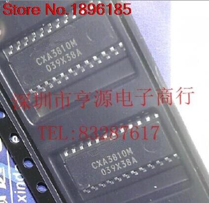 2 Pièces CXA3810 CXA3810M