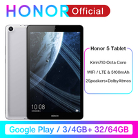 "Google Play Huawei Honor Pad 5 8""32GB/64GB Tablet Android 9 5100mAh Battery Kirin 710 Octa Core1200x1920 FHD IPS OTG Kids Tablet|Tablets| |  -"