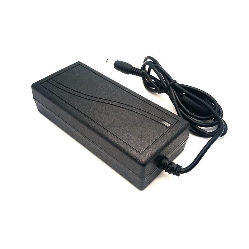 20pcs DHL высокого качества 48V 2A 96W блок питания AC/DC адаптер DC 5,5x2,5mm AU US EU вилка переменного тока стандарта Великобритании кабель