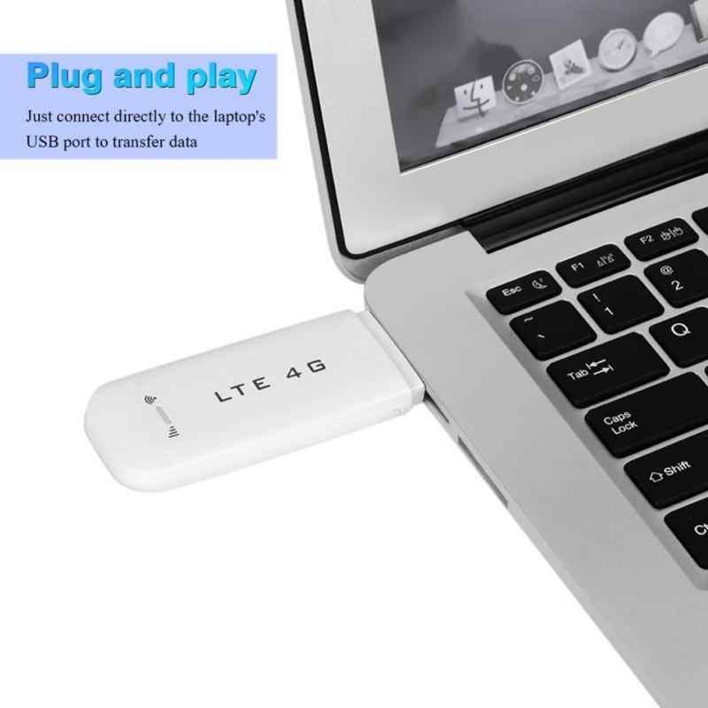 Tianji 4G USB مودم شبكة wifi شبكة دونغل العالمي مقفلة 4G lte مودم USB واي فاي 4G محول شبكة عصا مع فتحة للبطاقات sim
