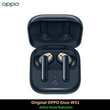 Original OPPO Enco W51 Headset TWS Bluetooth 5,0 Geräuschunterdrückung Drahtlose Kopfhörer Für OPPO Reno 4 Pro 3 Finden X2 ACE 2