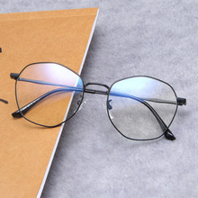 RQ2348 Fashion Women Eyeglasses Frame Men Optical Glasse Retro gafas mujer/hombre Luxury Design Glasses