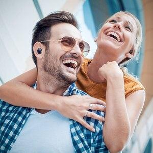 Image 5 - BlitzWolf BW FYE5 bluetooth 5.0 TWS True Wireless 이어폰 헤드폰 포켓 사이즈 스포츠 이어폰 HiFi베이스 스테레오 사운드 품질 헤드셋 이어 버드 패시브 노이즈 캔슬링 배터리 배터리 이어폰
