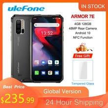 Ulefone Armor 7E Robuuste Mobiele Telefoon Helio P90 + 128G Smartphone 2.4G/5G Wifi Waterdichte IP68 48MP Global Versie Android 10 Nfc