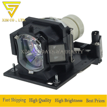 DT01511 Replacement Projector lamp for HITACHI CP-CX250 CP-AX2503 CP-AX2504 CP-CW250WN CP-CW300WN CP-CX251N CP-CX300WN HCP-K26