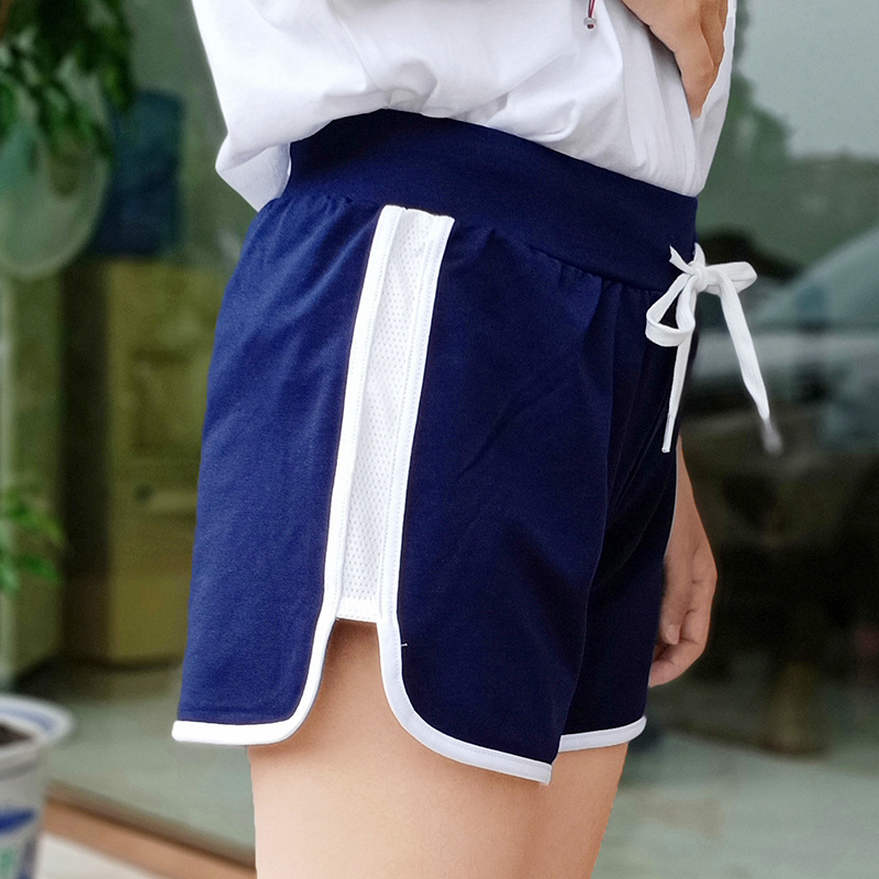Mid-waist Fitness Shorts Yoga Exercise Fitness Culotte Shorts Loose Leisure Summer Chores Para Mujer Camouflage Shorts For Women