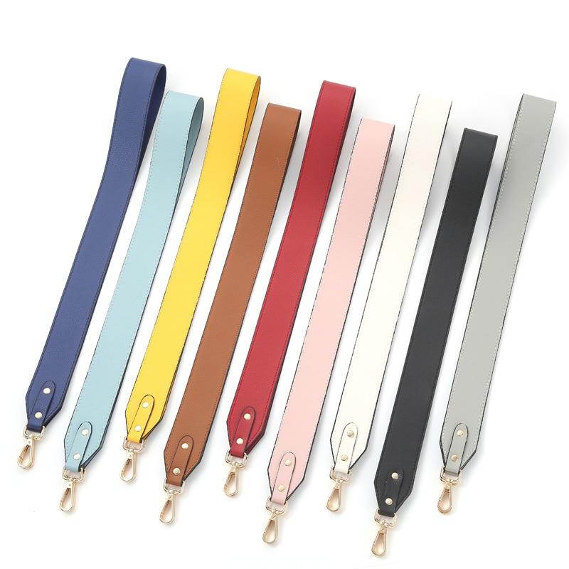 MEDADA New Pu Wide Strap Shoulder Strap Inclined Belt Fittings Inclined Strap Single Shoulder Strap Lady Bag