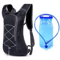 LOCLE-mochila ultraligera para deportes al aire libre, chaleco de hidratación para correr, Maratón, bicicleta, bolsa de agua de 2L, 8L