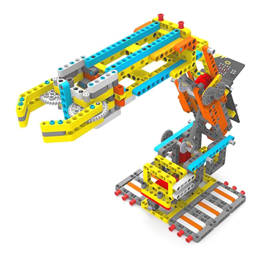 Micro:Bit Programmable Building Block DIY Smart Robotic Arm Kit Programable Toys For Men Kids Gift - Random Color
