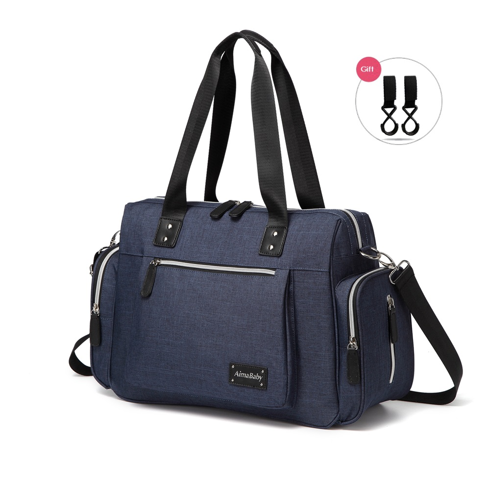 Aimababy Mom Travel Baby Stroller Diapers Changing Mummy Maternity Diaper Tote Bag Organizer Wickeltasche Messenger Bags Hobos