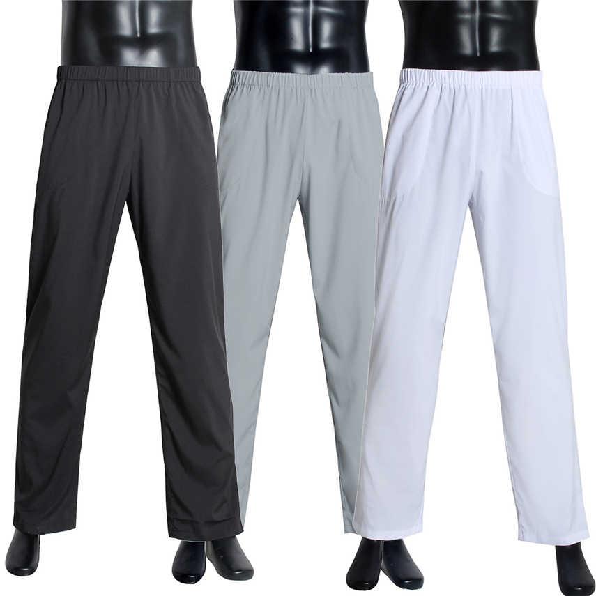 Pantalones Arabes De Moda Musulmana Para Hombre Ropa Solida Islamica Arabe Dubai 2020 Arabia Saudita Oriente Medio Ropa Islamica Aliexpress