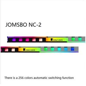 Image 3 - 2 قطعة RAM المبرد برودة شل 256 اللون التلقائي تغيير الألومنيوم بالوعة الحرارة ذاكرة عشوائيّة للحاسوب المكتبي سترة تبريد NC 2