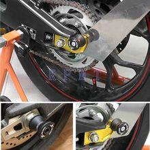Аксессуары для мотоциклов для Kawasaki Z400 Z900 Z 900 NINJA Z 250 300 400 Z1000 Z750 Z800 винты слайдеры маятник Катушки слайдер