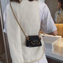 Fashion Super Mini Crossbody Bags For Women Quality Pu Leather Saddle Bag Women Designer Handbags Purses Girls Tote Shoulder Bag