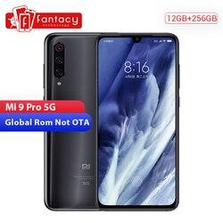 Перейти на Алиэкспресс и купить original xiaomi mi 9 pro mi9 pro (5g) 12gb 256gb smartphone snapdragon 855 plus 48mp triple cameras qc4.0+ 4000mah big battery