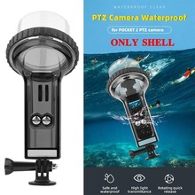 Waterproof Case For Pocket 2 PC Waterproof Case For Underwater 60m Depth Diving Case