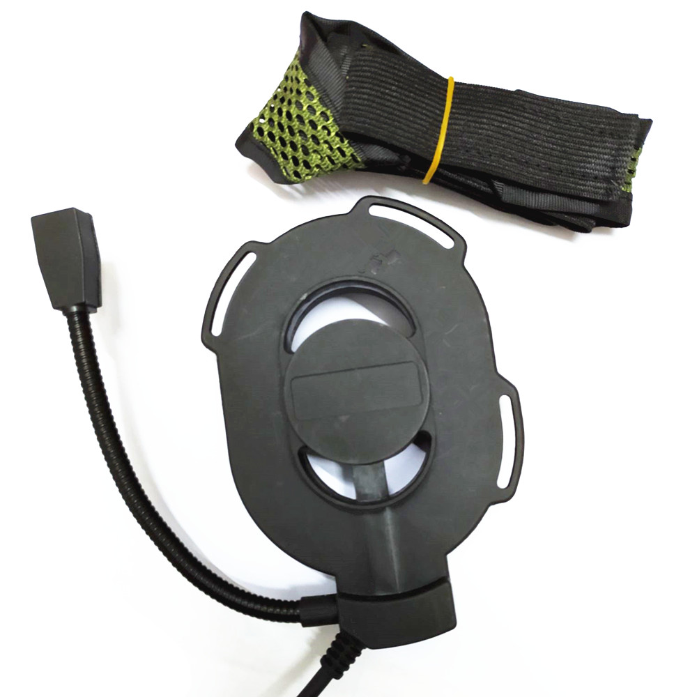 FengRuiTong headset for TRI TCA/AN  PRC-148 PRC-152 PRC-152A walkie-talkie, HD01 Tactical headset 6-pin