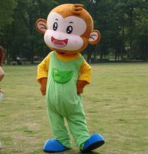 Реклама с принтом «обезьяна» маскарадный костюм детский комбинезон